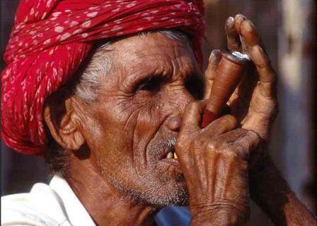 Indian Smoking Chillum